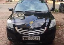 Cần bán Toyota Vios 1.5 MT đời 2010, màu đen chính chủ, xe đẹp