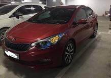 Bán lại xe Kia K3 đời 2015, màu đỏ, xe gia đình đi rất ít, hơn 1 vạn km