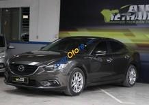 Cần bán xe Mazda 6 2.0AT đời 2016, màu xám
