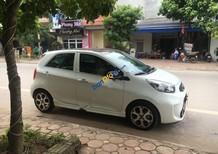 Bán ô tô Kia Morning Si AT sản xuất 2016, màu trắng, xe đẹp