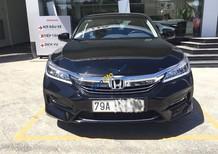 Bán xe Honda Accord Sport 2.4 CVT đời 2016, màu đen, xe nhập