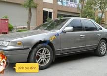 Bán Nissan Cefiro đời 1992, màu xám, hình thức đẹp, máy khỏe, điều hòa mát, lái ngon