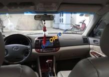Chính chủ bán Toyota Camry 3.0V đời 2004, màu đen