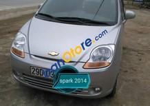 Cần bán gấp Chevrolet Spark sản xuất 2014, màu bạc chính chủ, đăng kiểm dài