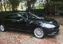 Chính chủbán lại xe Mercedes S300 sản xuất 2012, màu đen, nhập khẩu nguyên chiếc