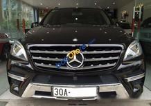 Bán xe cũ Mercedes ML400 AMG 4Matic sản xuất và đăng kí cuối 2014, biển 30A Hà Nội