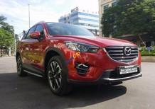 Bán xe Mazda CX 5 2.0 AT sản xuất năm 2016, màu đỏ, 805 triệu