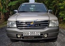Bán Ford Everest 2.5L 4x2 MT đời 2006 xe gia đình, 288tr