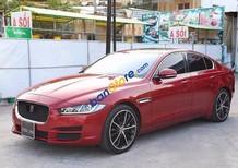 Bán ô tô Jaguar XE sản xuất năm 2016, màu đỏ, nhập khẩu