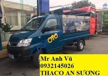 Bán xe tải Thaco Towner 990 tải 990 Kg, giá rẻ, lưu thông vào các hẻm nhỏ, hỗ trợ cho vay, xe giao ngay