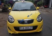 Bán xe Kia Morning đời 2010, màu vàng, xe mới xuất sắc, cam kết và bảo hành về chất lượng
