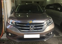 Bán Honda CR V 2.4AT năm sản xuất 2013, màu xám số tự động, giá 785tr