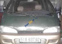 Bán Daihatsu Citivan 1.6 MT năm 2001, màu xanh lam, giá tốt