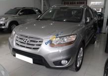 Bán Hyundai Santa Fe SLX sản xuất năm 2009, màu bạc, nhập khẩu Hàn Quốc, giá tốt