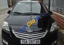 Bán xe Toyota Vios đời 2011, màu đen, xe đã lên kịch đồ