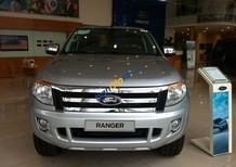 Bán xe Ford Ranger 2.2L XL MT 4x4 năm sản xuất 2017, màu bạc, nhập khẩu