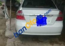 Gia đình bán Daewoo Gentra sản xuất 2009, màu trắng