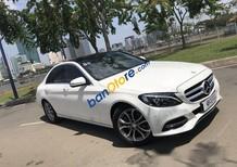 Bán Mercedes C200 năm sản xuất 2015, màu trắng, nhập khẩu