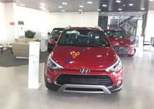 Bán Hyundai i20 Active 1.4 AT sản xuất năm 2017, màu đỏ, nhập khẩu