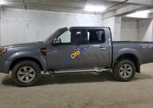 Bán Ford Ranger đời 2011, màu xám, option cao nhất năm 2011, số sàn, 4x4(2 cầu)