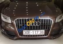 Bán Audi Q5 2.0 QuattroTFSI năm 2015, màu nâu, nhập khẩu, xe sử dụng 35000 km