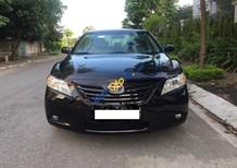 Cần bán lại xe Toyota Camry 2.4 LE năm 2007, màu đen, nhập khẩu