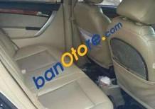 Bán Daewoo Gentra đời 2008, màu đen, xe đẹp