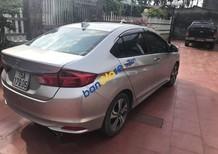 Cần bán xe Honda City sản xuất năm 2015, màu bạc, giá tốt