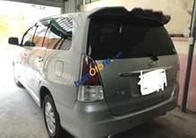 Chính chủ bán xe Toyota Innova G sản xuất 2009, màu bạc