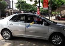 Bán Toyota Vios G sản xuất 2011, màu bạc, giá rẻ