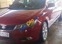 Bán xe Kia Forte 1.6 AT đời 2009, màu đỏ, giá 370tr
