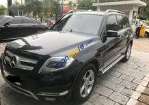 Cần bán Mercedes GLK Class 250 đời 2015, màu đen, xe không bị tai nạn