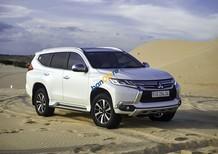 Đánh giá Mitsubishi Pajero- SUV 7 chỗ hoàn toàn mới tại Quảng Bình
