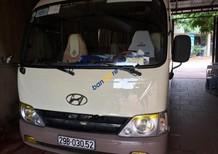 Bán Hyundai County 2011, màu vàng, xe du lịch từ đầu