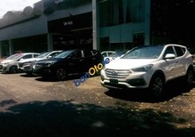 Cần bán xe Hyundai Santa Fe năm sản xuất 2017, giá 898tr