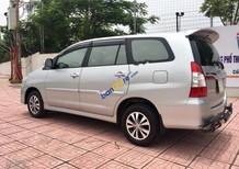 Bán Toyota Innova 2.0E sản xuất năm 2016, màu bạc như mới