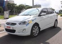 Cần bán Hyundai Accent 1.4 AT đời 2016, màu trắng, xe mới keng, rất đẹp