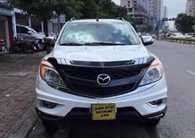Bán xe Mazda BT 50 đời 2015, màu trắng, nhập khẩu chính hãng, số tự động, giá 525tr