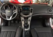 Bán xe Chevrolet Cruze sản xuất 2017, màu trắng, xe nhập