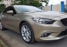 Cần bán lại xe Mazda 6 đời 2015, nhập khẩu chính hãng, 825 triệu