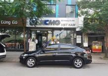 Cần bán xe Hyundai Elantra 1.6MT đời 2017, màu đen, 548 triệu