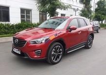 Cần bán xe Mazda CX 5 2.5AT 2WD đời 2017, màu đỏ, xe một chủ từ đầu, biển tỉnh (hồ sơ cầm tay)