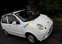 Bán xe Daewoo Matiz sản xuất 2008, màu trắng, giá chỉ 115 triệu