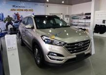 Bán xe Hyundai Tucson 2.0 ATH đời 2017, màu vàng, giá 850tr