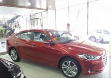 Bán Hyundai Elantra 2.0AT đời 2017, màu đỏ, 655tr