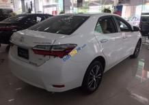 Bán xe Toyota Corolla altis 1.8G AT đời 2017, màu trắng