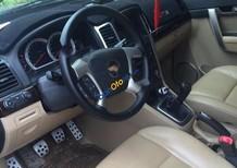 Bán Chevrolet Captiva LT 2.4 MT đời 2009, màu vàng cát