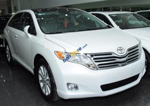 Bán Toyota Venza 3.5L đời 2009, màu trắng, nhập khẩu