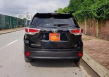 Bán xe Toyota Highlander LE 2.7 đời 2014, màu đen, xe nhập