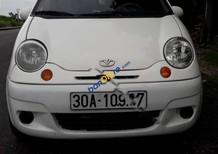 Bán xe Daewoo Matiz SE 0.8 MT đời 2008, màu trắng